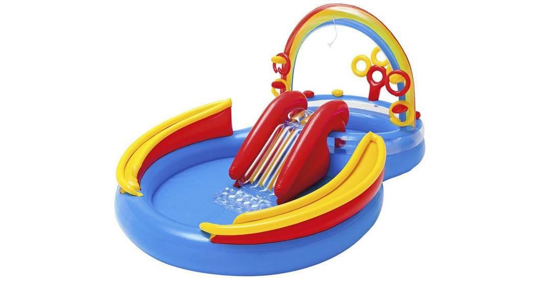 Intex Rainbow Ring Pool Review