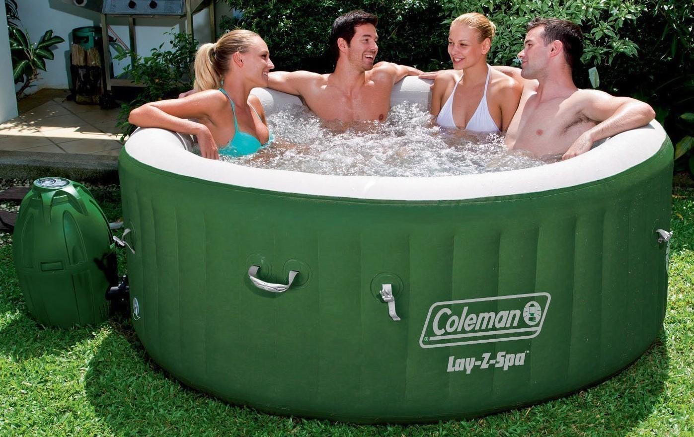 Coleman Hot Tub