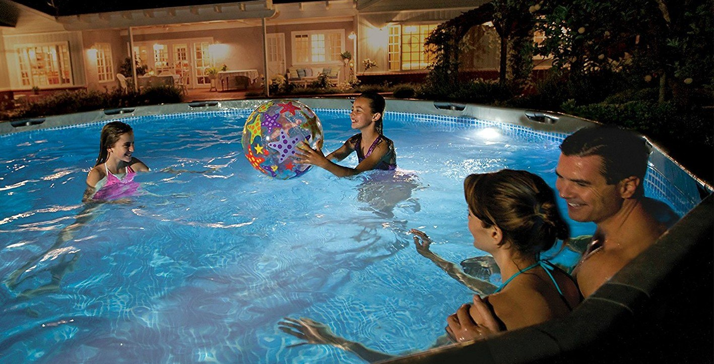 Best Above Ground Pool Lights Review Pools And Tubs