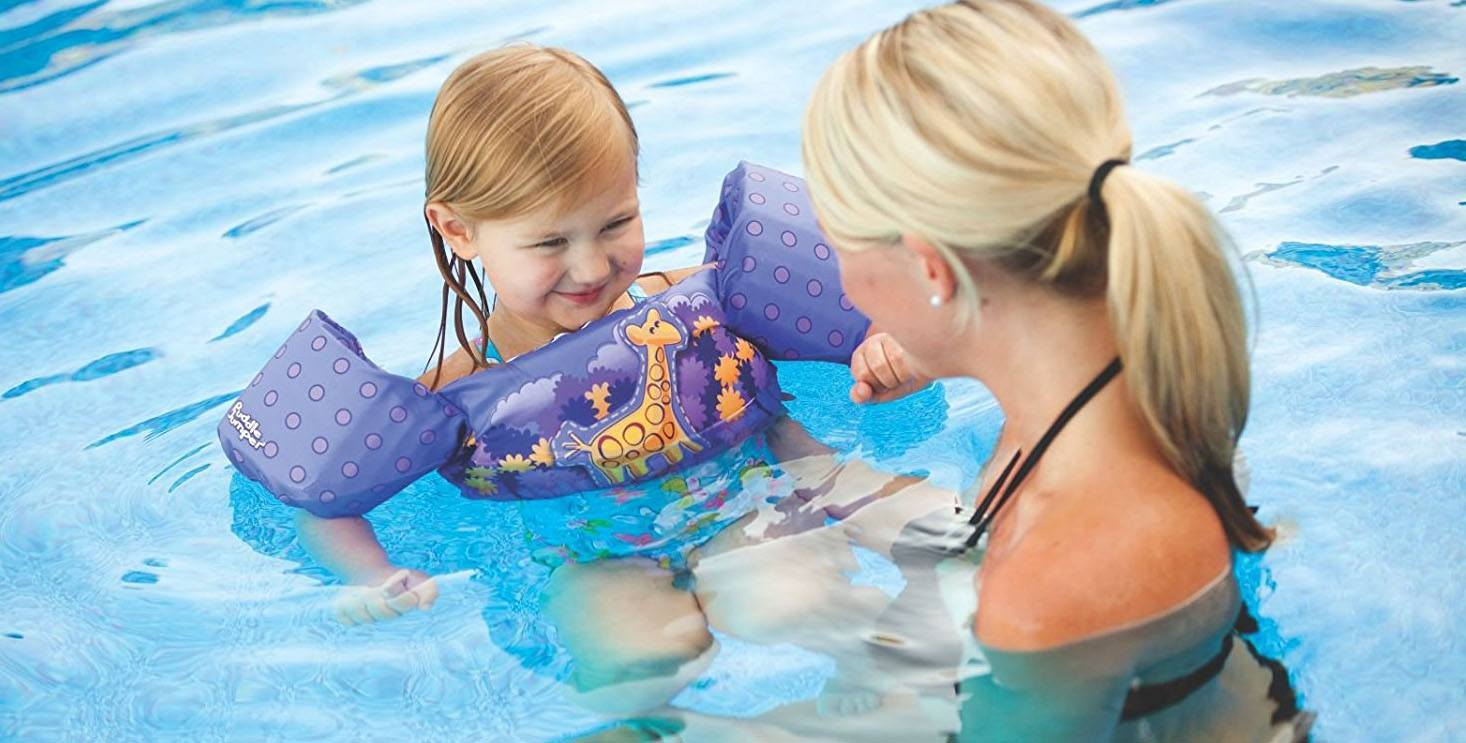 Learn To Swim With Best Life Jacket For Toddler Pools