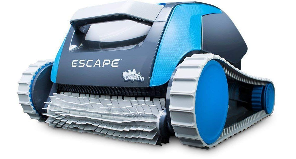 Dolphin Nautilus Robotic Pool Cleaner Reviews Pools And Tubs